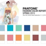 PANTONE® Fashion Color Report SPRING 2015