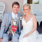 Congratulations Mr. & Mrs. Briggs!