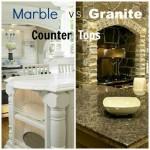 Understanding marble & granite