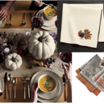 Napkins, Napkins, Napkins! How to Incorporate a Table Must Have to Your Thanksgiving Feast