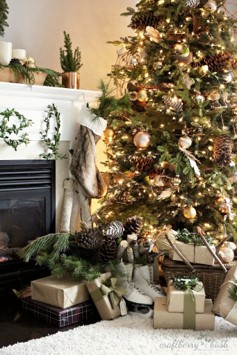 Christmas tree ideas, holiday ideas
