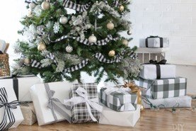 Gift wrapping ideas, holiday ideas